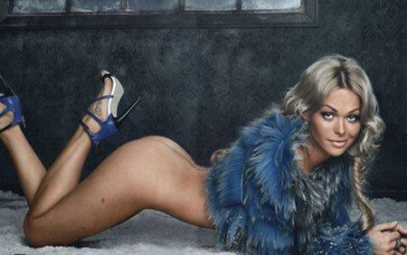 Анна Хилькевич снялась для журнала Playboy