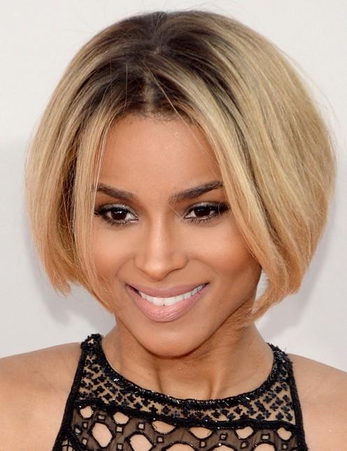 Ciara hair color 2014