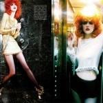 Энн Уорд Vogue Italy