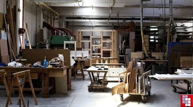 Цеха по производству мебели