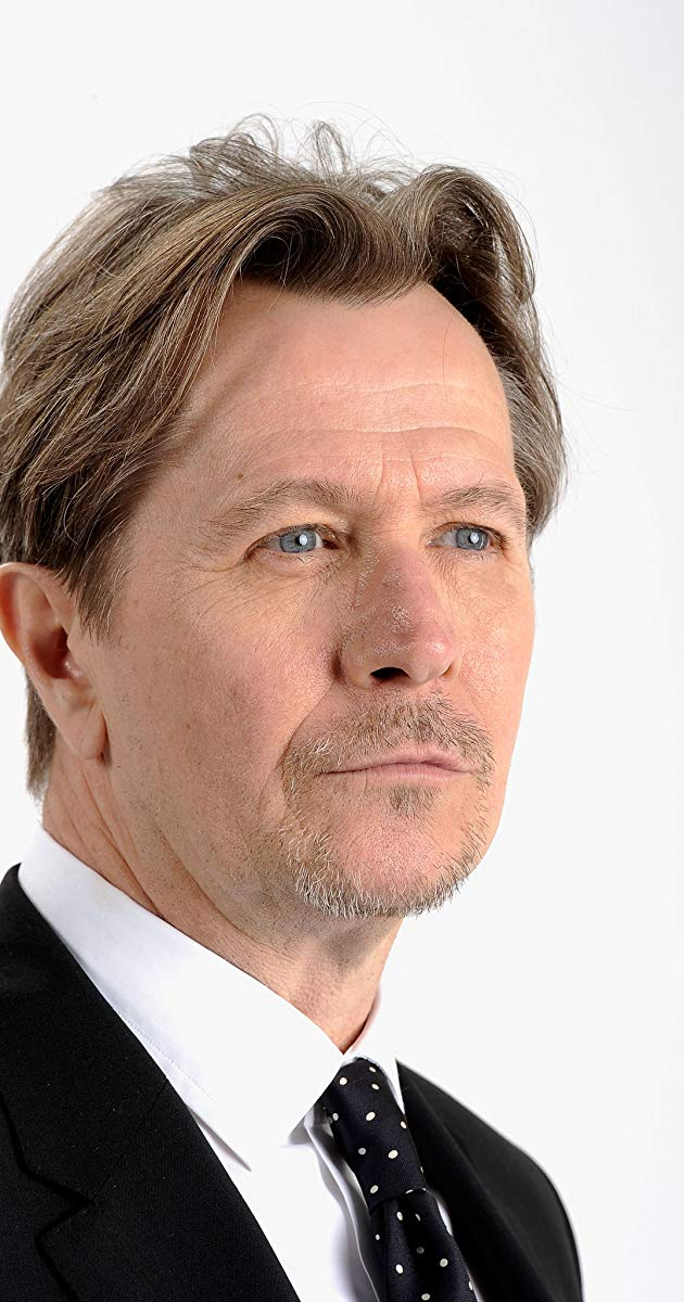 Gary oldman by mouth