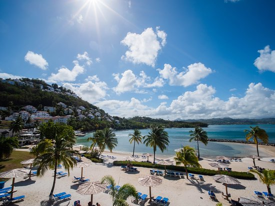 Windjammer landing beach villas st.lucia