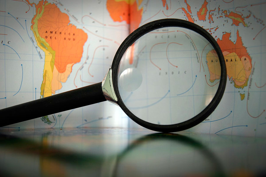 Методы исследования которые использует современная география