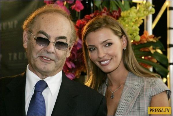 Олигарх с женой фото