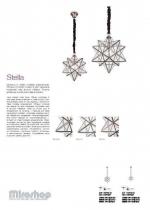 Ideal Lux STELLA SP1 SMALL BRUNITO (144290) 1
