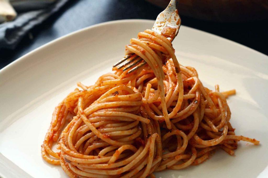 Рецепт паста аматричиана