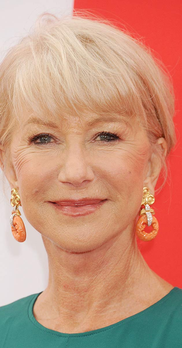 Helen mirren gold movie