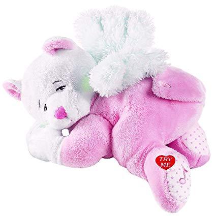 Pink cuddly