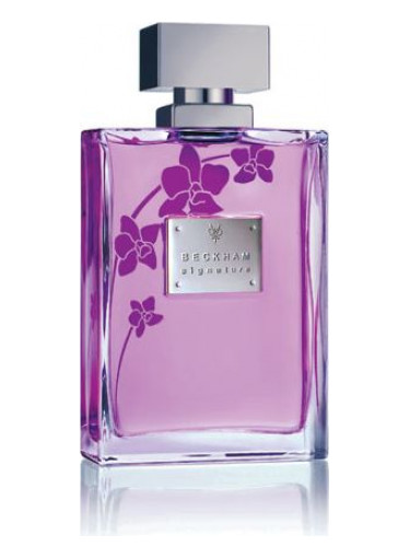 David victoria beckham perfume