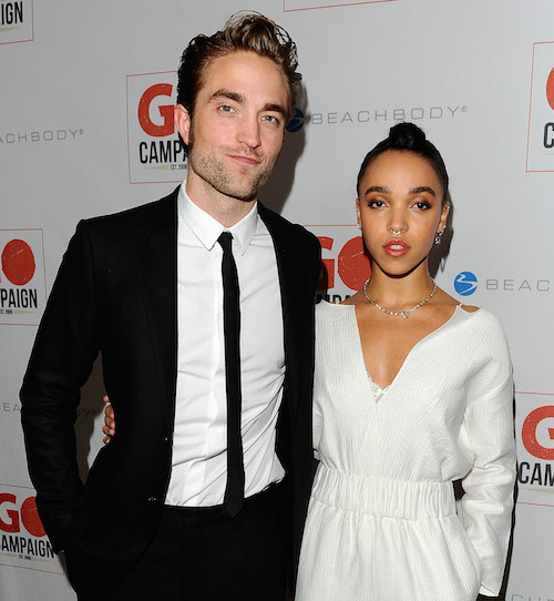 Who is robert pattinson married to