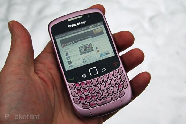 Cingular pink blackberry