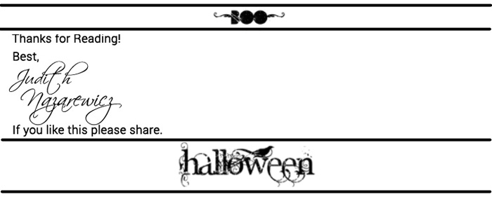 Halloween Ideas For Women sig