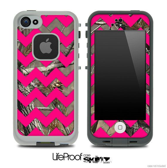 Pink camo iphone 4 covers