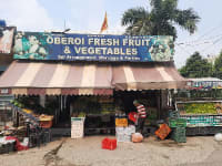 OBEROI FRESH FRUITS AND VEGETABLES