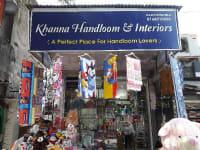 Khanna Handloom
