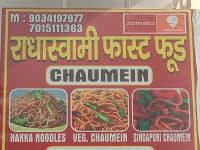 RADHASWAMI FAST FOOD