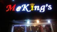 MEKINGS PIZZA & BURGER CAFE