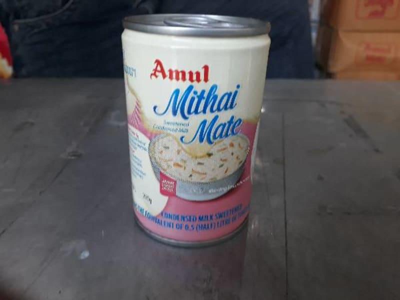 Amul mithi mate