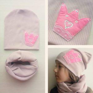 Детская шапка-чулок