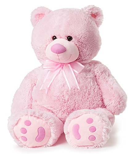 Pink big teddy bear images