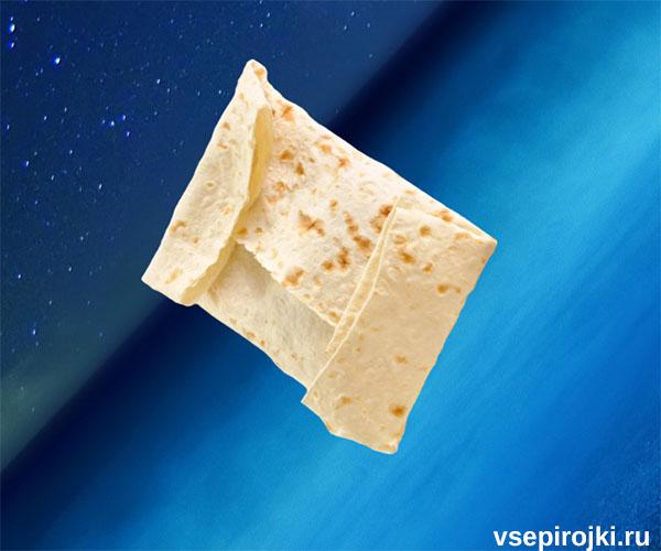 Треугольники из лаваша рецепты с фото