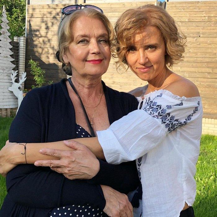 Ксения алферова фото дочери