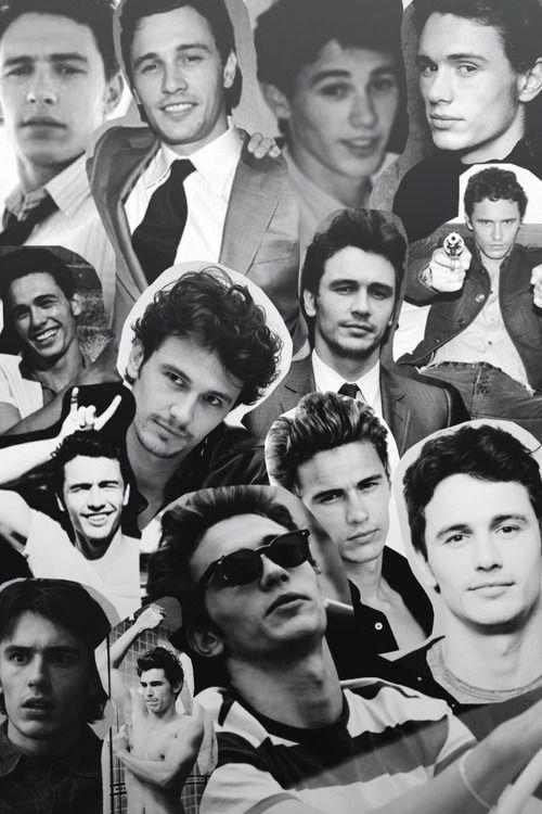 James franco collage
