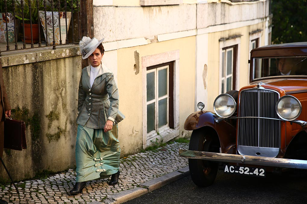 Премьера многосерийного фильма «Мата Хари» на Первом канале