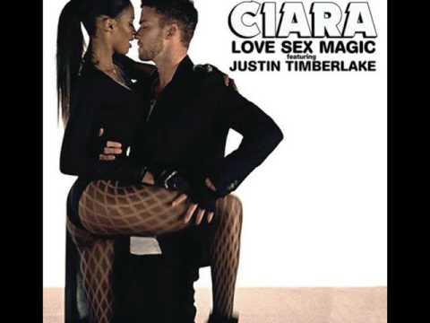 Justin timberlake and ciara love magic lyrics