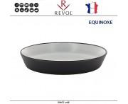 Емкость EQUINOXE для запекания и подачи порционная, D 14 см, серый, REVOL, Франция