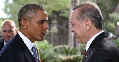 Ομπαμα: Δεν έχουν επιδεινωθεί οι σχέσεις μας με την Τουρκία μετά το πραξικόπημα