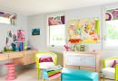 5 ιδέες για να βάλεις πιο έντονα χρώματα στο χώρο σου