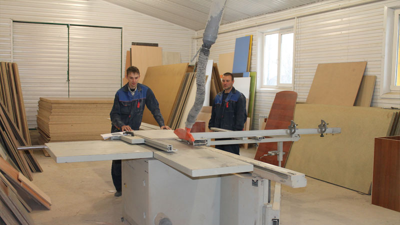 Производство мебели как бизнес с нуля
