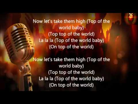 Lyrics touch the sky kanye west