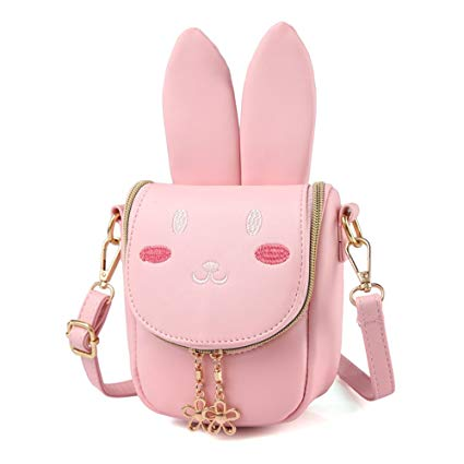Shoulder bag pink