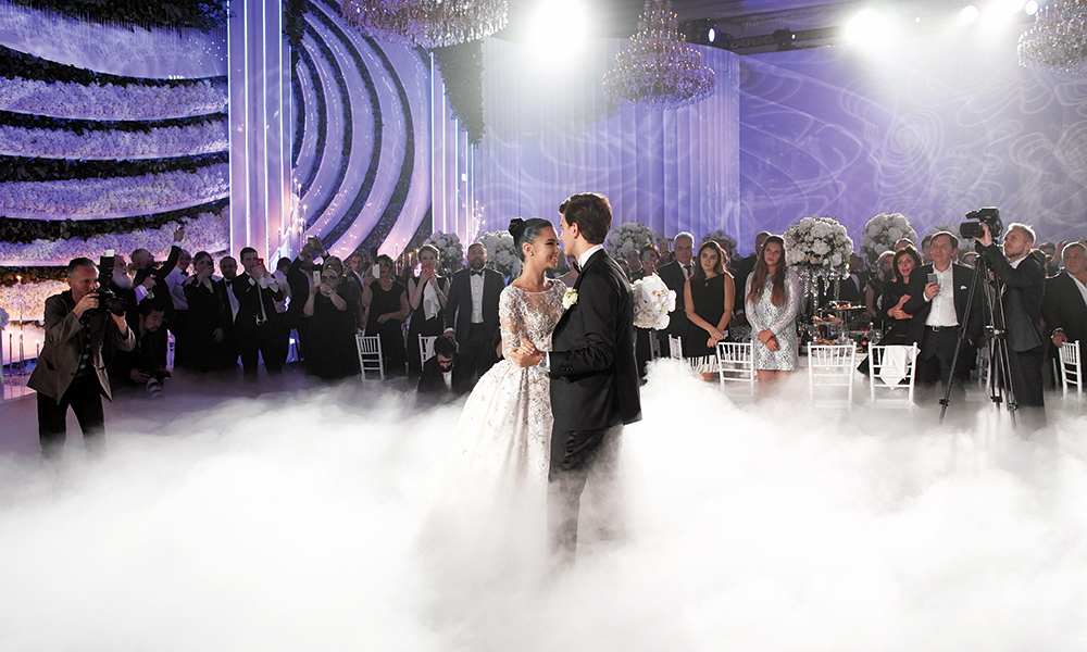 Свадьба Сарины и Торнике