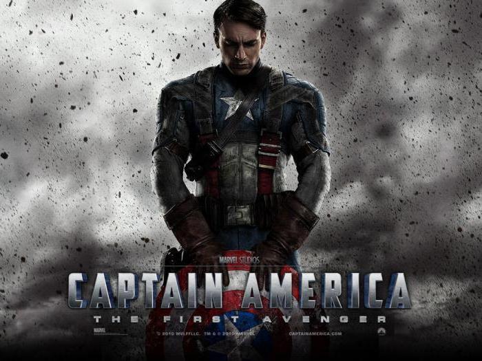 актеры фильма капитан америка