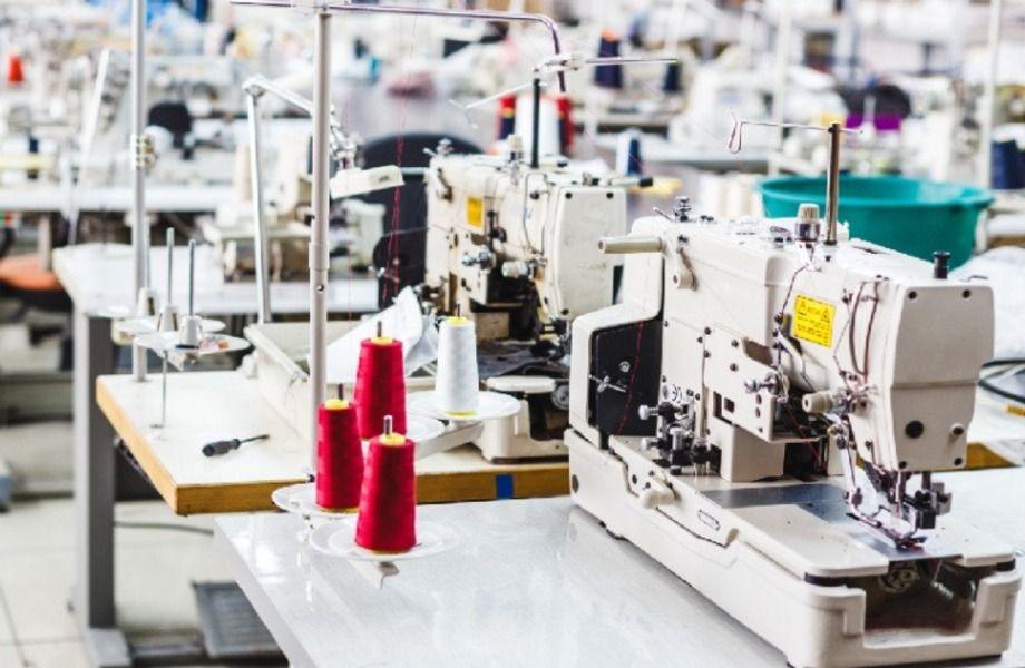 Фото швейное производство