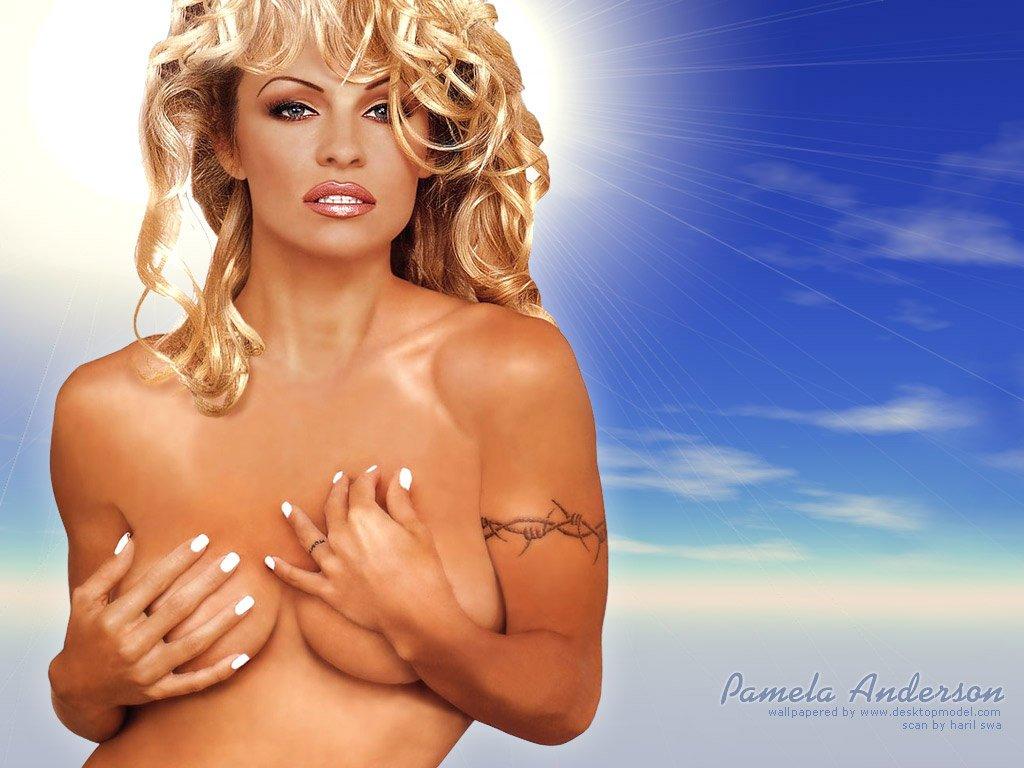 Pamela Anderson Naked 54