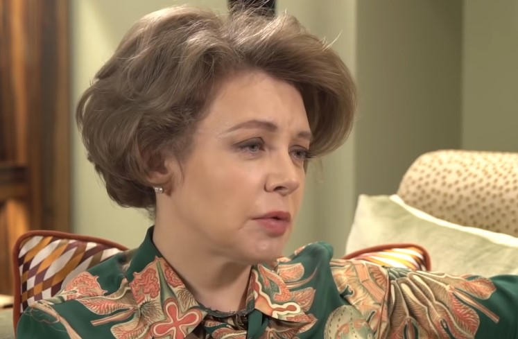 У Божены Рынской будет дочь Женя от Игоря Малашенко