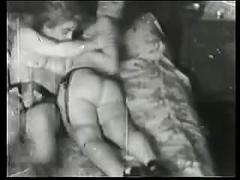 Классический порно 60'