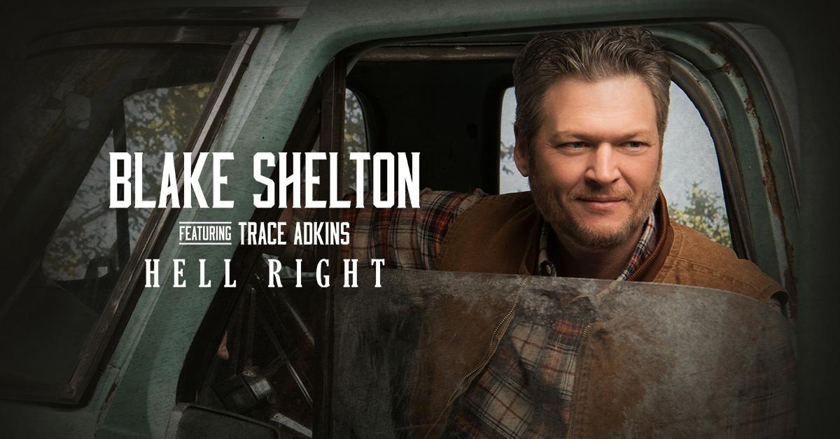 Blake shelton on tour 2012