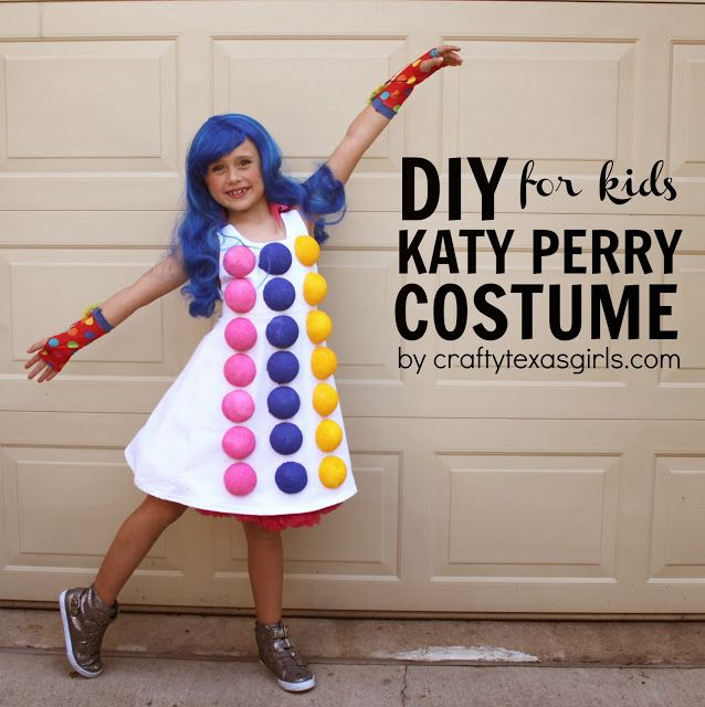 Costume ideas katy perry