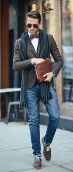 Мужской стиль в одежде
