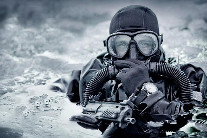 Navy seal digital watch