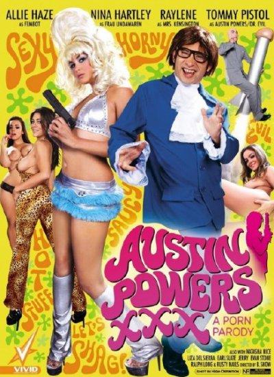 Остин Пауэрс: Порно Пародия / Austin Powers XXX: A Porn Parody (2014)