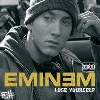 Eminem lose yourself single