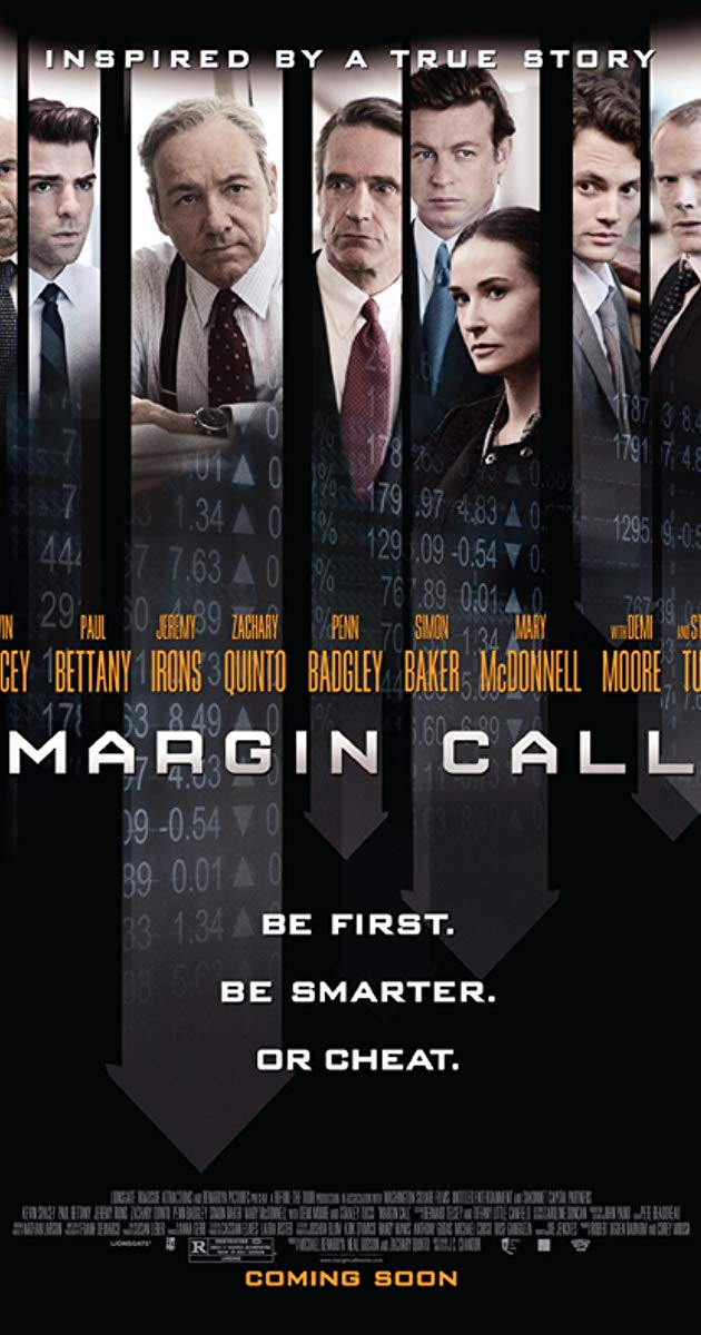 Kevin spacey movie about wall street