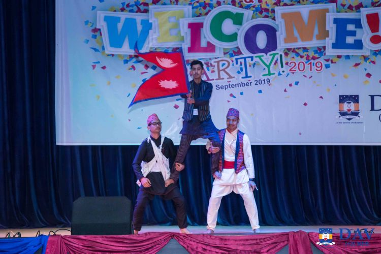 Freshers' and Welcome Party 2019