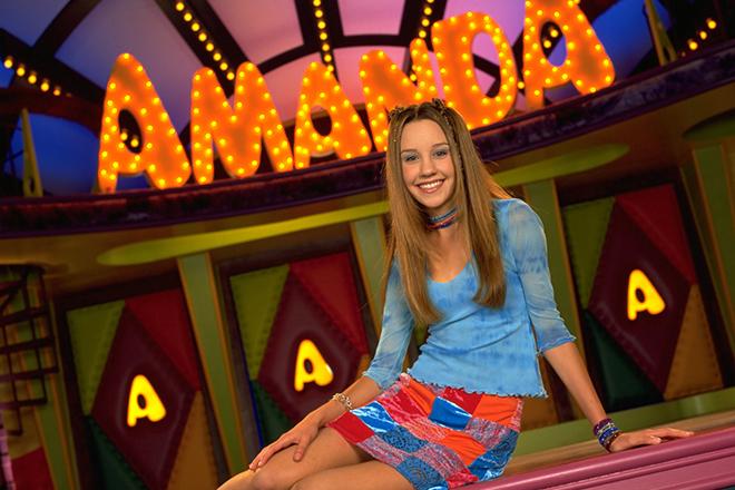 Аманда Байнс в «Шоу Аманды»
